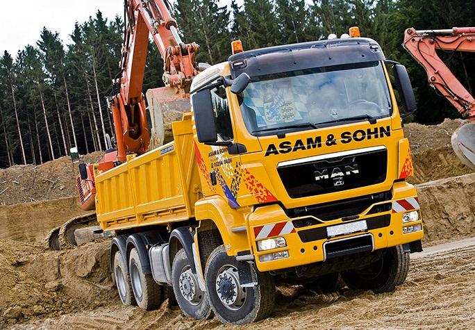 Serwis Opon Ciężarowych Ogumienie Przemysłowe